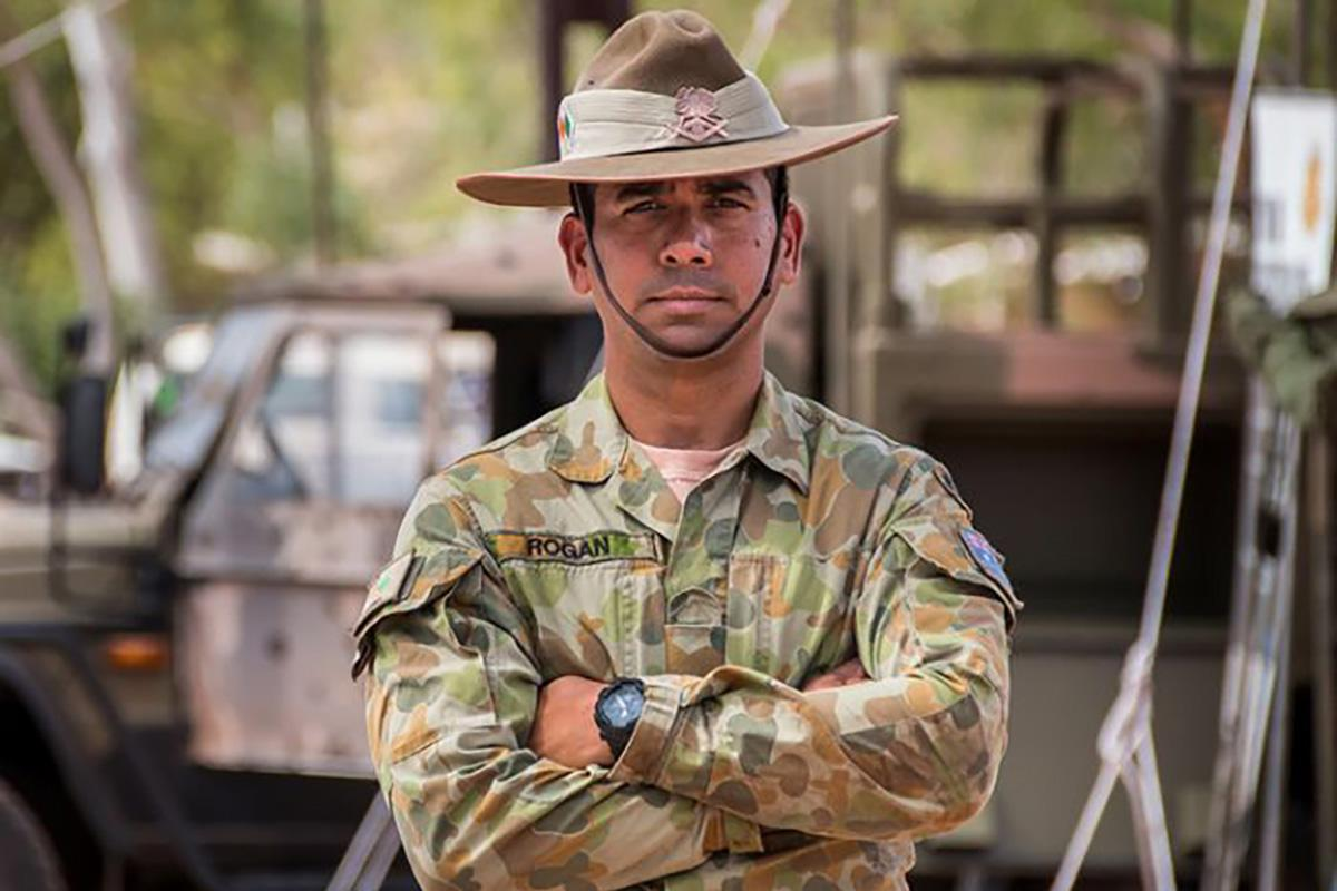 During National Reconciliation Week, Lance Corporal Colin Rogan reflects on what reconciliation means to him.