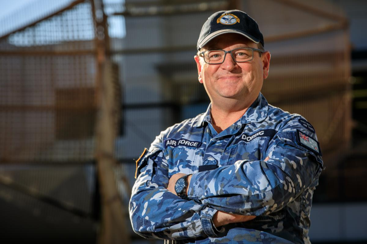 Air Surveillance Operator and Surveillance and Response Group Warrant Officer, Scott Doring, has been appointed a Member of the Order of Australia.
