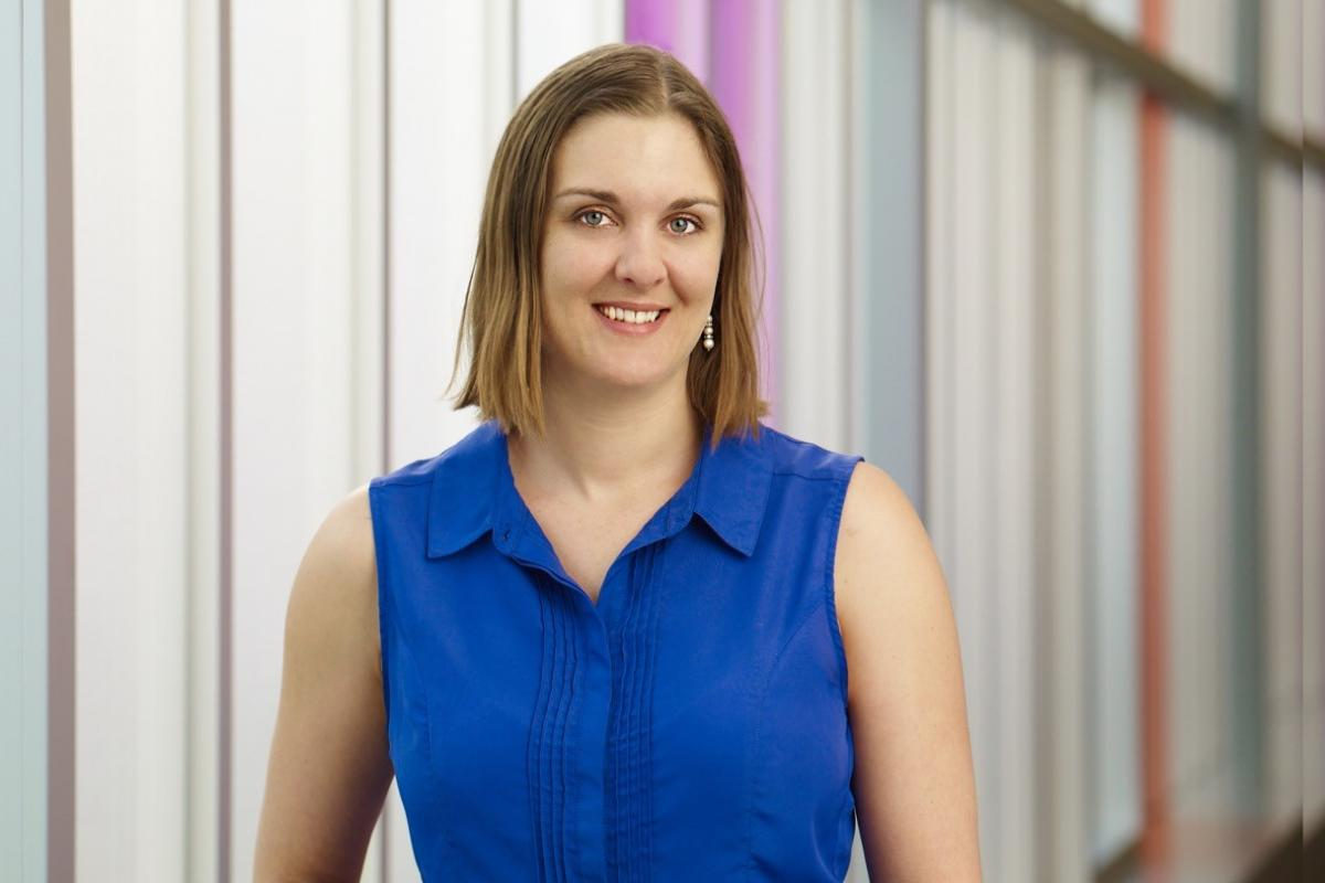 In her civilian job, Army reservist Dr Laura Cook works as a senior research officer at the Peter Doherty Institute for Infection and Immunity in the Department of Microbiology and Immunology, University of Melbourne.
