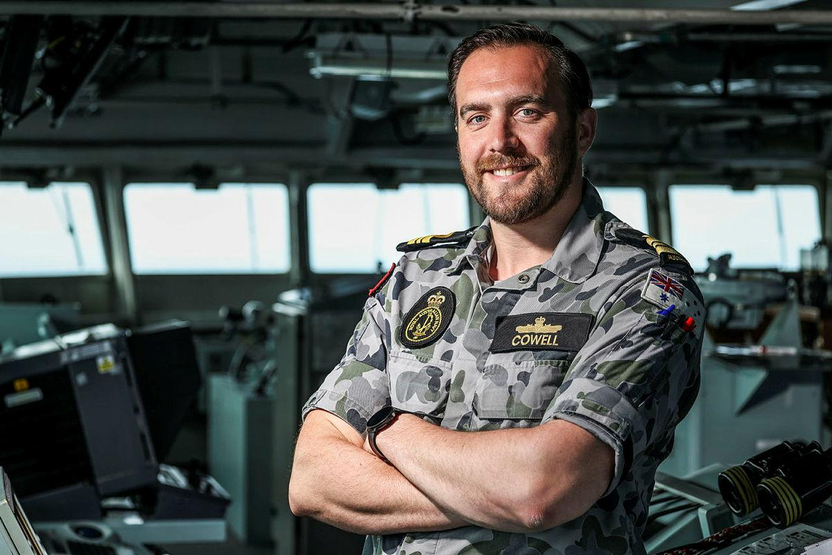 Lieutenant Commander Josh Cowell has been deployed on operations in the Baltic Sea with the Royal Navy Littoral Response Group (North) on board HMS Albion.